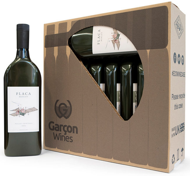 FLAT WINE AND WATER BOTTLES THAT FIT THROUGH YOUR LETTERBOX